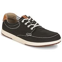 鞋子 男士 球鞋基本款 Clarks 其乐 Norwin Vibe 黑色