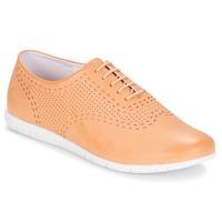 鞋子 女士 系带短筒靴 Kickers BECKI 肉色