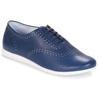 鞋子 女士 系带短筒靴 Kickers BECKI 海蓝色
