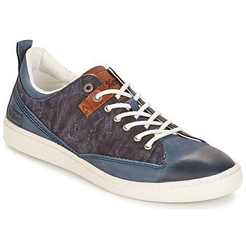 鞋子 男士 球鞋基本款 Kickers SANTA FE 蓝色