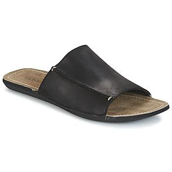 鞋子 男士 休闲凉拖/沙滩鞋 Kickers SPIKA 黑色