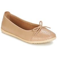 鞋子 女孩 平底鞋 Kickers EDANA 米色
