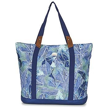 包 女士 购物袋 Roxy 罗克西 OTHER SIDE 蓝色