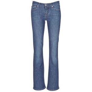 衣服 女士 喇叭牛仔裤 Yurban IHEKIKKOU BOOTCUT 蓝色 / Edium