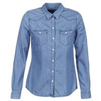 衣服 女士 衬衣/长袖衬衫 Yurban IHEFOU 蓝色