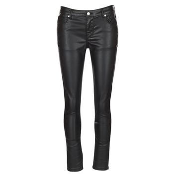 衣服 女士 多口袋褲子 Moony Mood HENDUI 黑色