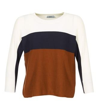 衣服 女士 羊毛衫 Only REGITZE 白色 / 海蓝色 / 棕色