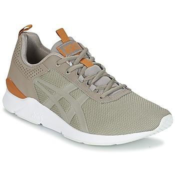 鞋子 男士 球鞋基本款 Asics 亚瑟士 GEL-LYTE RUNNER 灰色 / 驼色