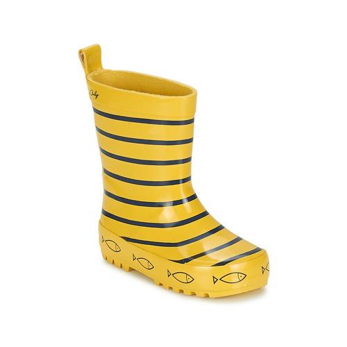 鞋子 儿童 雨靴 Be Only TIMOUSS 黄色 / 蓝色