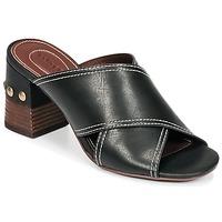鞋子 女士 休闲凉拖/沙滩鞋 See by Chloé SB30083 黑色