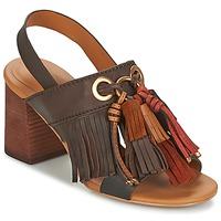 鞋子 女士 涼鞋 See by Chloé SB30102 棕色