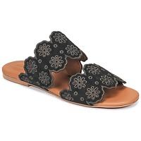鞋子 女士 休闲凉拖/沙滩鞋 See by Chloé SB30182 黑色