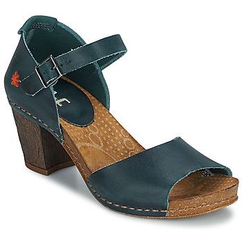 鞋子 女士 高跟鞋 Art IMEET 绿色 / 鸭子