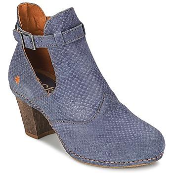 鞋子 女士 短靴 Art IMEET BO 蓝色