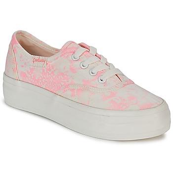 鞋子 女士 球鞋基本款 Coolway DODO 玫瑰色
