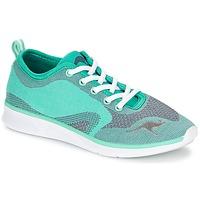 鞋子 女士 球鞋基本款 Kangaroos K-LIGHT 8004 松石绿
