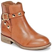 鞋子 女孩 短筒靴 Young Elegant People CELIAL 棕色
