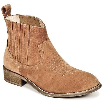 鞋子 女孩 短筒靴 Young Elegant People DEBBYM 棕色