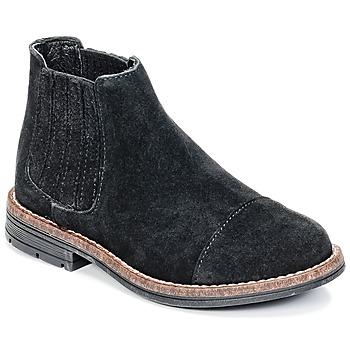 鞋子 女孩 短筒靴 Young Elegant People FILICIAL 黑色