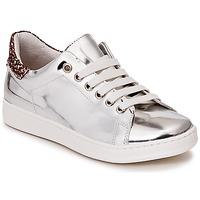 鞋子 女孩 球鞋基本款 Young Elegant People EDENIL 银灰色