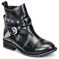 鞋子 女孩 短筒靴 Young Elegant People CALYPSOM 黑色