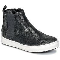 鞋子 女孩 短筒靴 Young Elegant People CLARITAR 黑色