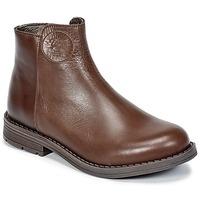 鞋子 女孩 短筒靴 Young Elegant People IVONNET 棕色