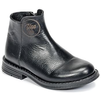 鞋子 女孩 短筒靴 Young Elegant People IVONNET 黑色