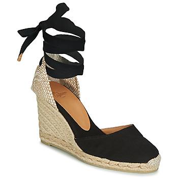 鞋子 女士 凉鞋 Castaner CARINA 黑色