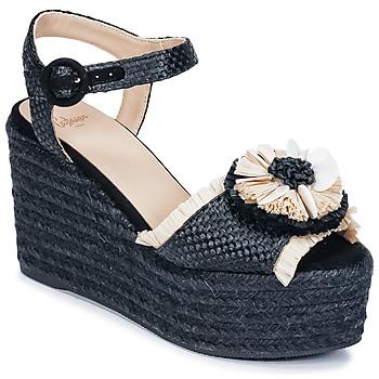 鞋子 女士 凉鞋 Castaner EFEDRA 黑色