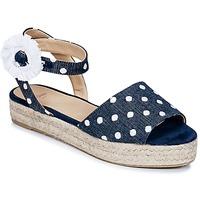鞋子 女士 凉鞋 Castaner WOXOC 海蓝色