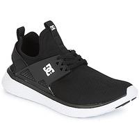 鞋子 男士 球鞋基本款 DC Shoes Meridian M SHOE BKW 黑色