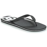 鞋子 男士 人字拖 DC Shoes SPRAY M SNDL BLW 黑色 / 白色