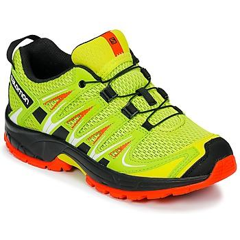 鞋子 儿童 多项运动 Salomon 萨洛蒙 XA PRO 3D J 黄色 / 黑色