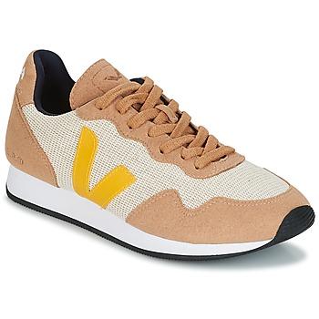 鞋子 女士 球鞋基本款 Veja SDU 米色 / 黄色