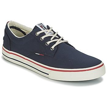 鞋子 男士 球鞋基本款 Tommy Hilfiger VIC 1 蓝色