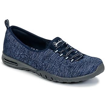 鞋子 女士 球鞋基本款 Skechers 斯凯奇 EASY-AIR IN-MY-DREAMS 蓝色 / 海蓝色