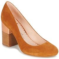 鞋子 女士 高跟鞋 Mellow Yellow DABOL 驼色