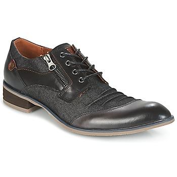 鞋子 男士 德比 Kdopa MONTMARTRE 黑色
