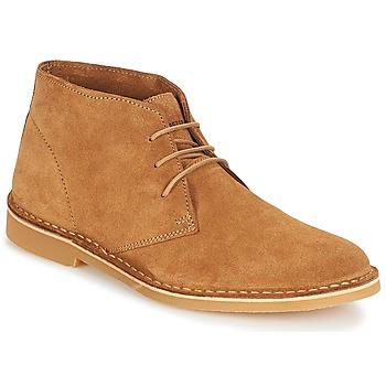 鞋子 男士 短筒靴 Selected 思莱德 SHH ROYCE LIGHT SUEDE BOOT 棕色