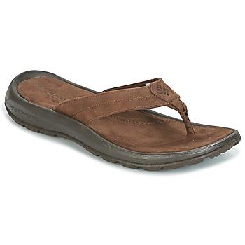 鞋子 男士 人字拖 Columbia 哥伦比亚 MANAROLA II 棕色