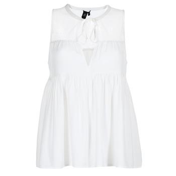 衣服 女士 女士上衣/罩衫 Volcom SEA Y'AROUND TOP 白色