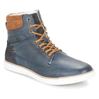 鞋子 男孩 高帮鞋 Bullboxer  蓝色 / 驼色
