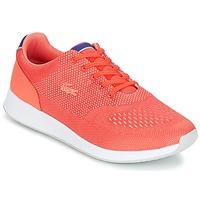 鞋子 女士 球鞋基本款 Lacoste CHAUMONT 118 3 玫瑰色