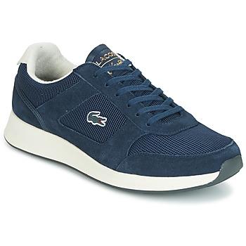 鞋子 男士 球鞋基本款 Lacoste JOGGEUR 118 1 蓝色