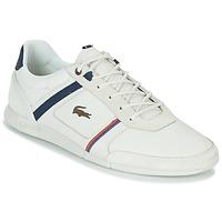 鞋子 男士 球鞋基本款 Lacoste MENERVA 118 1 白色