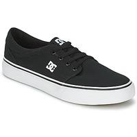 鞋子 男士 球鞋基本款 DC Shoes TRASE TX MEN 黑色 / 白色