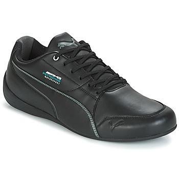 鞋子 男士 球鞋基本款 Puma 彪马 MAMGP DRIFT CAT 8 黑色