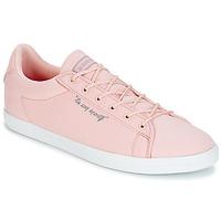 鞋子 女士 球鞋基本款 Le Coq Sportif 乐卡克 AGATE LO CVS/METALLIC 玫瑰色