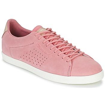 鞋子 女士 球鞋基本款 Le Coq Sportif 乐卡克 CHARLINE SUEDE 玫瑰色